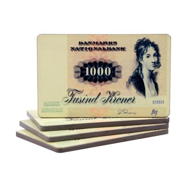 Danske Sedler 1.000 DKK Plaque