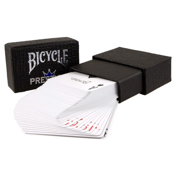 Image of   Bicycle Prestige Standard 100% Plastic