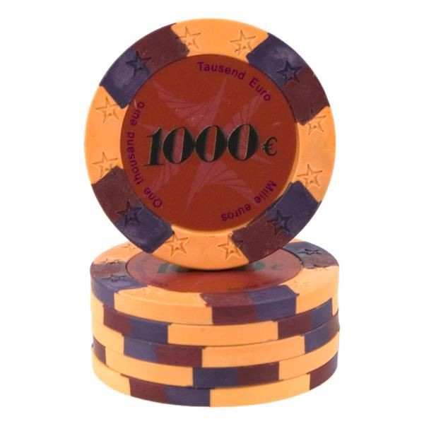Image of   12 Star Clay 1000 Euro