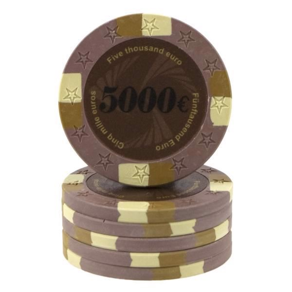 Image of   12 Star Clay 5000 Euro