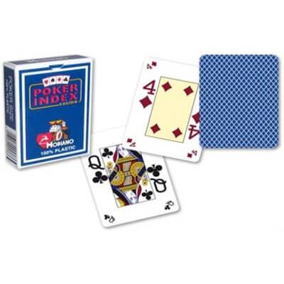 Image of   Modiano Poker Index