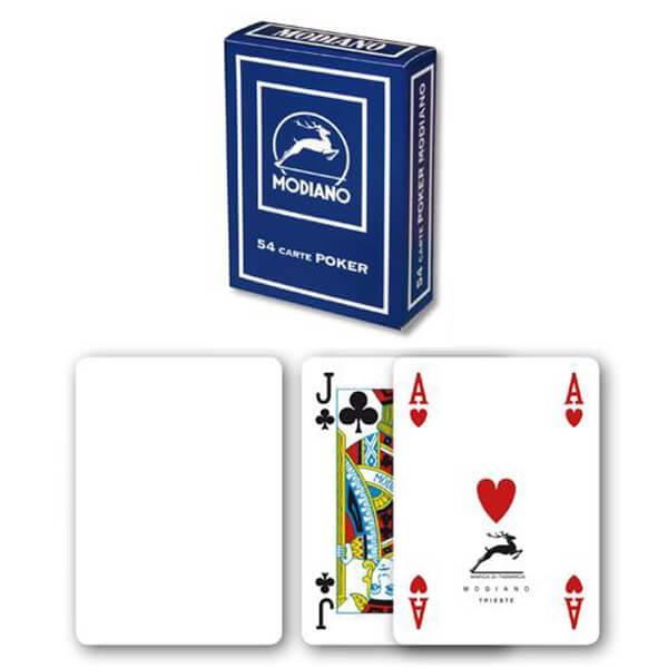 Modiano Bianco Poker