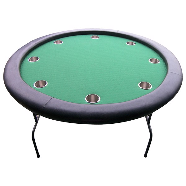 Image of   Rundt Pokerbord 120 cm