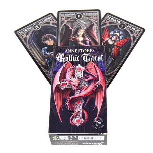 Image of   Anne Stokes Gothic Tarot