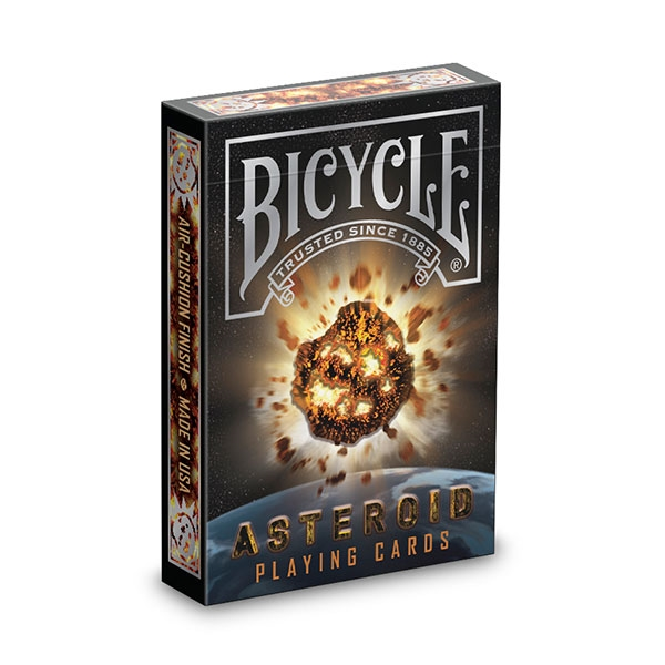 Image of   Bicycle Asteroid