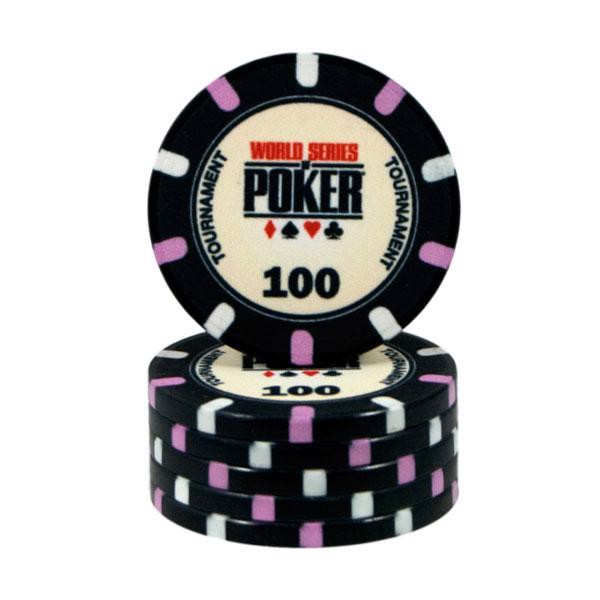 Image of   WSOP Ceramic 100