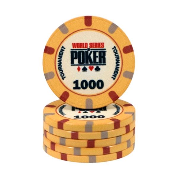 WSOP Ceramic 1000