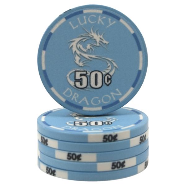 Lucky Dragon 50 cents