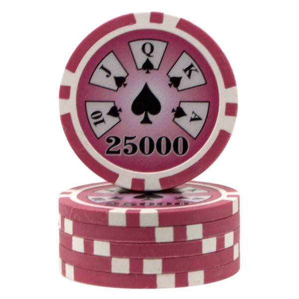 Royal Flush Pink 25000