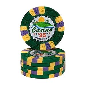 Joker Casino Grøn $25