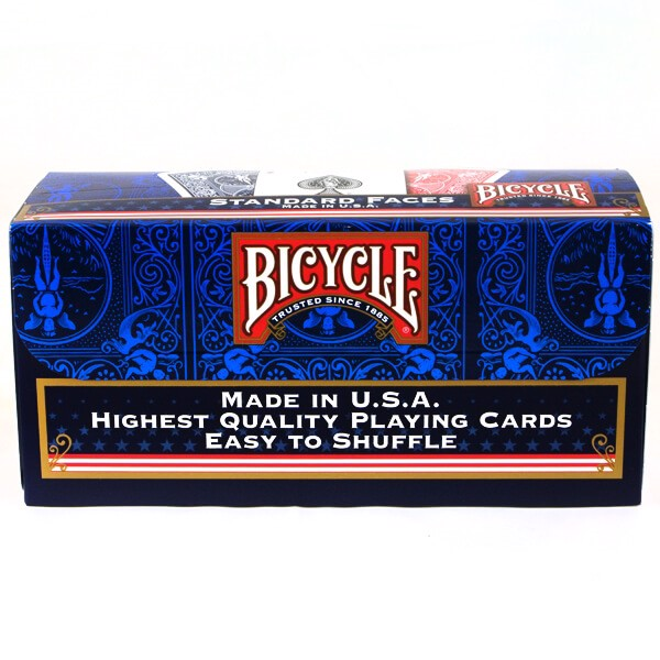 Image of   Bicycle Rider Back International (1 brick - 12 stk)