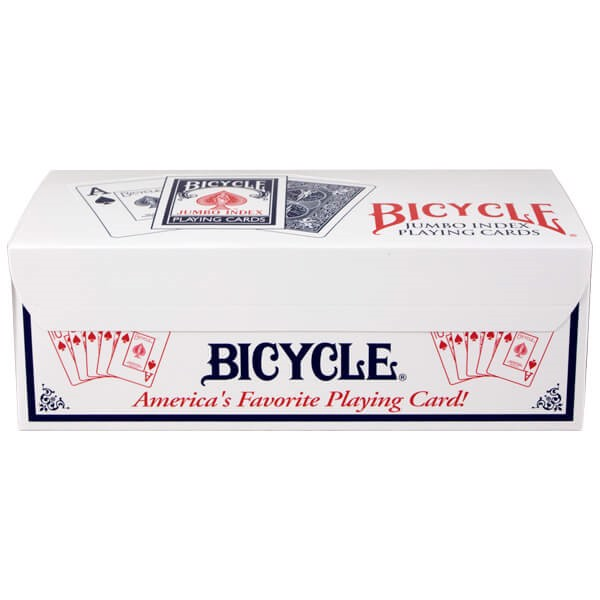Image of   Bicycle Rider Back Jumbo (1 brick - 12 stk)