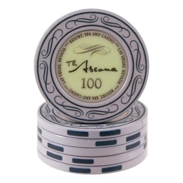 The Ascona Grey 100
