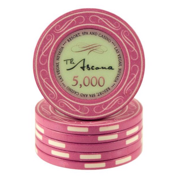 The Ascona Pink 5000