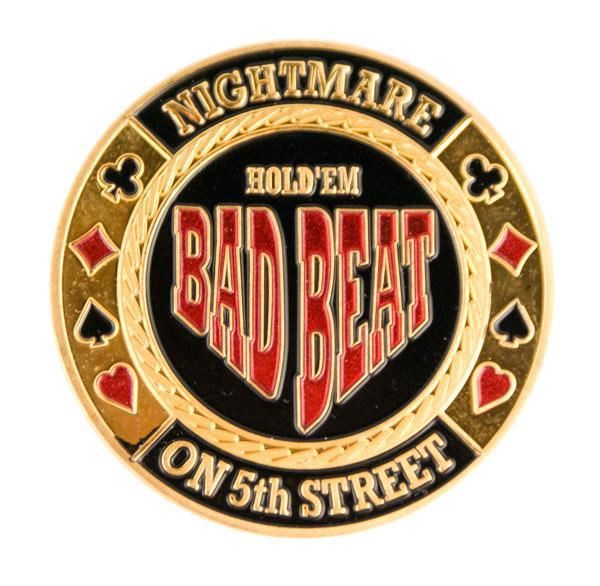 Image of   Bad Beat Card Guard