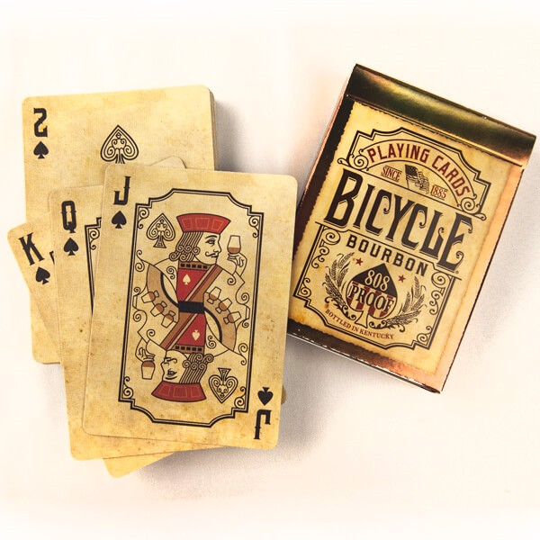 Image of   Bicycle Bourbon
