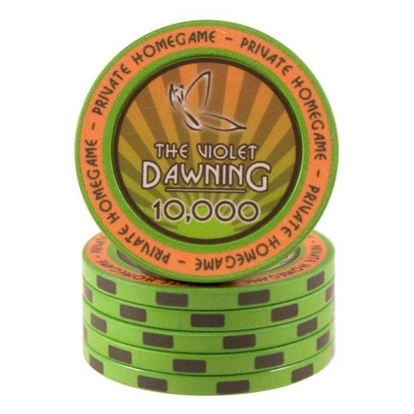 The Violet Dawning - 10000