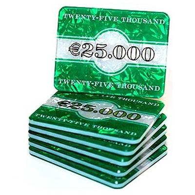 Euro Plaque €25.000