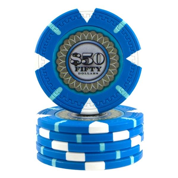 The Mint 13,5 gram $50 Lyseblå