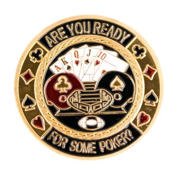 Image of   Are you Ready Card Guard