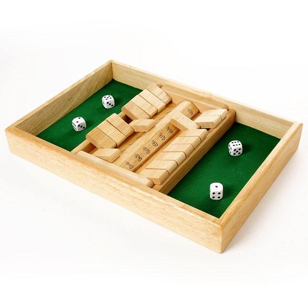 Image of   Shut The Box - 2 spillere